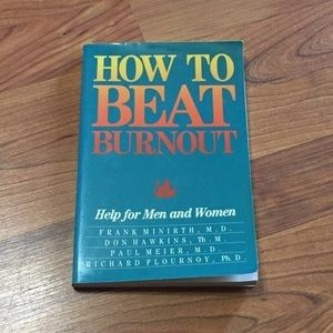 """""""How To Beat Burnout"""" - Book"""